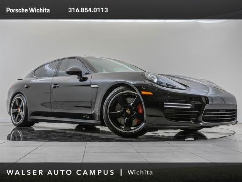 Pre-Owned 2016 Porsche Panamera GTS