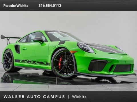 Pre-Owned 2019 Porsche 911 GT3 RS, Weissach Package