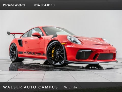 Pre-Owned 2019 Porsche 911 GT3 RS, Ceramic Brakes, Sport Chrono