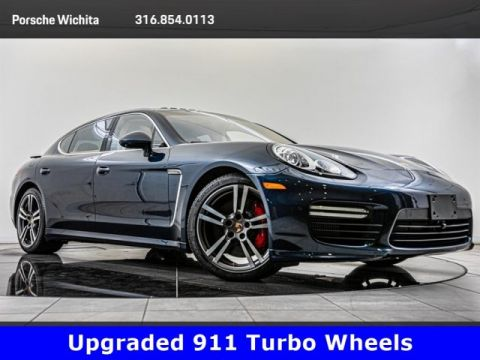 Pre-Owned 2014 Porsche Panamera Turbo Executive, 20-Inch Wheels, Burmester Audio