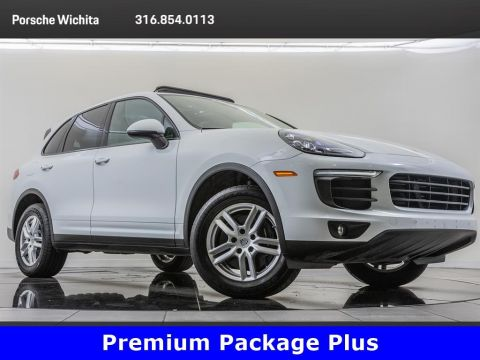 Pre-Owned 2016 Porsche Cayenne Premium Package Plus