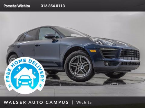 Pre-Owned 2017 Porsche Macan Factory Wheel Upgrade